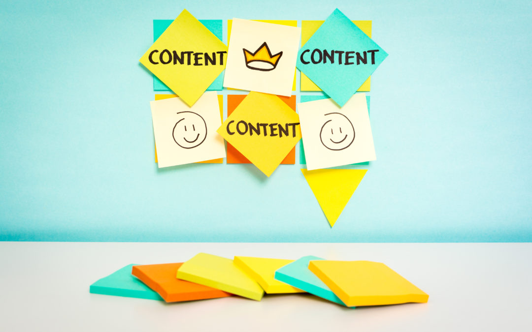 The #1 Thing You Should Be Writing About: How To Create A Simple Content Strategy