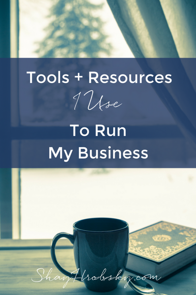 I love sharing tools I use. I think it helps others see the behind the scenes in businesses. I'm sharing What Tools I'm Using To Run My Business In This Article.